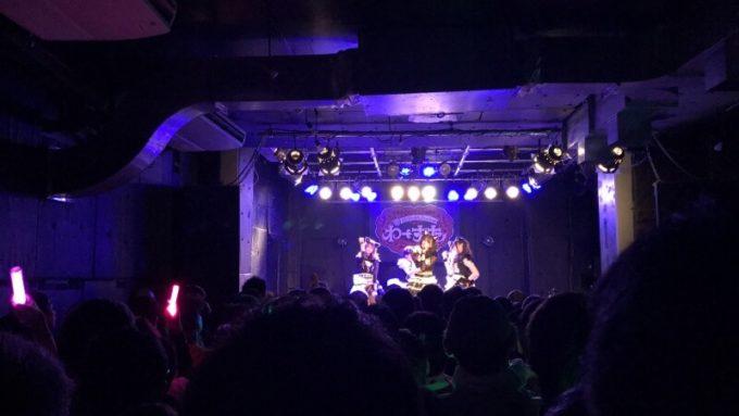 わーすたライブツアー名古屋の様子