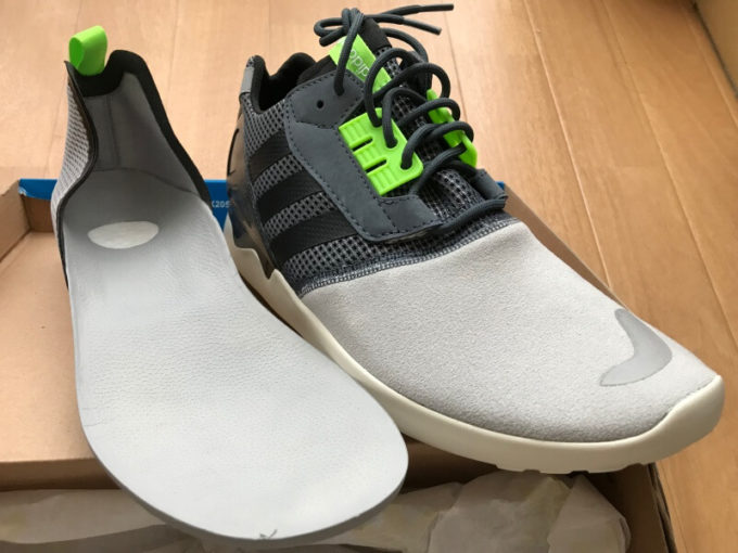 adidas ZX8000 BOOST インソール ミッドソール 中敷