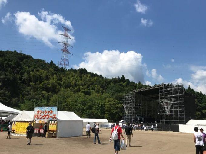 関ケ原唄姫合戦 徳川ステージ