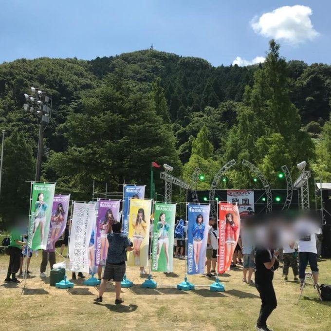 関ケ原唄姫合戦 戦国ステージ