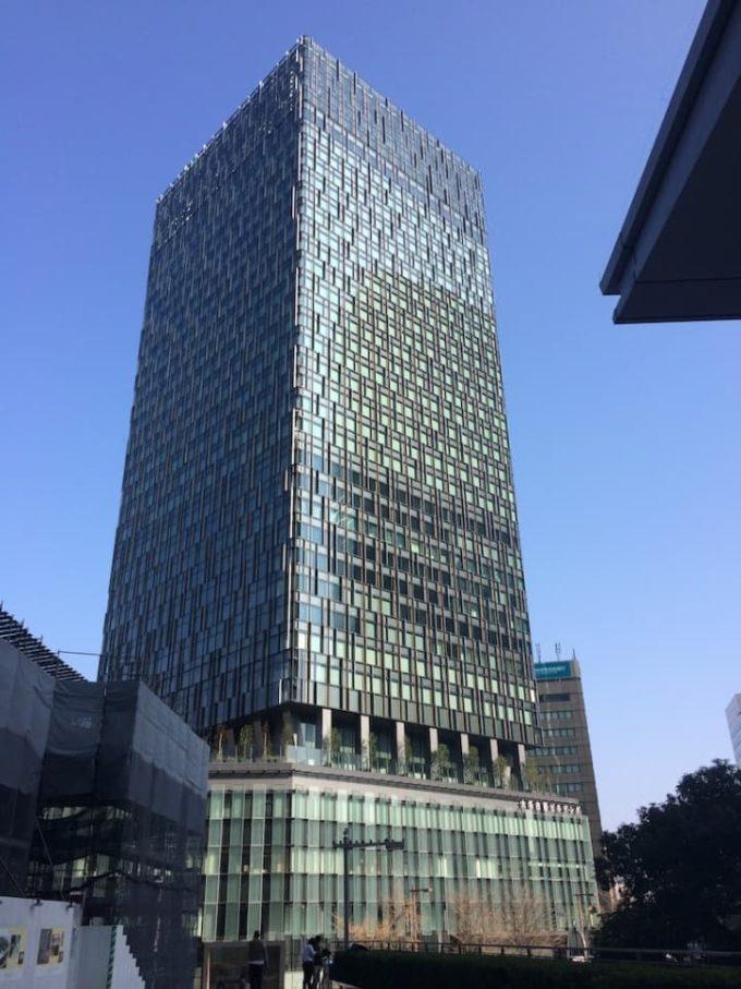 大名古屋ビルヂングの外観