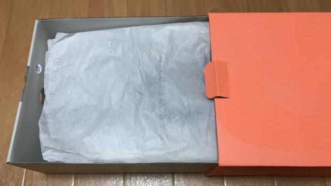 NIKE AIR SKYLON 2 FEAR OF GOD(ナイキ エアスカイロン2 フィアオブゴッド)の箱