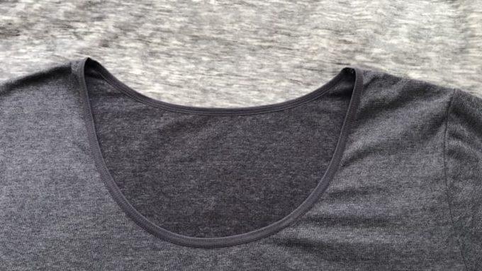 バスクシャツにおすすめなしまむらのインナー