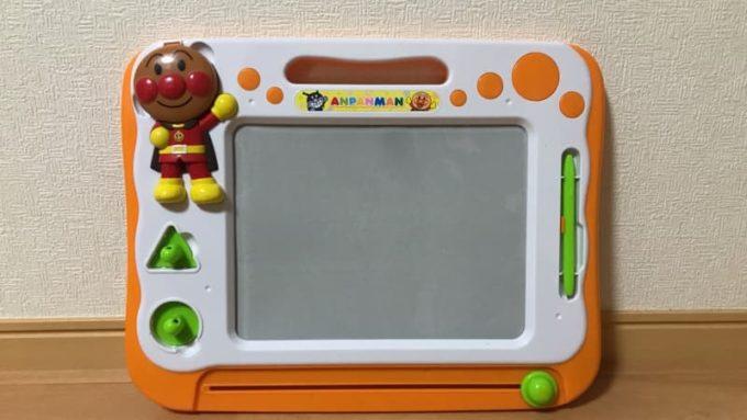 アンパンマン お絵かきボード 天才脳らくがき教室の外観