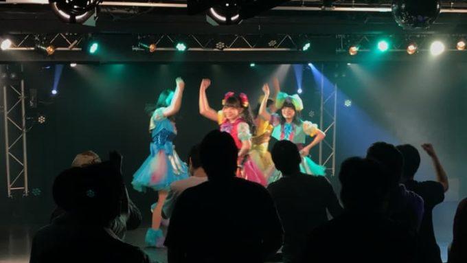 KAMOがネギをしょってくるッ!!! のアイドル現場