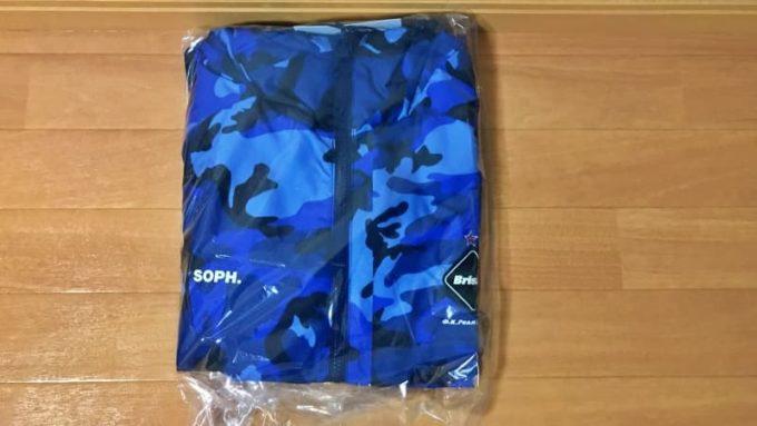 アークネッツで購入したSOPHの福袋の中身 カモフラのプラクティスジャケット
