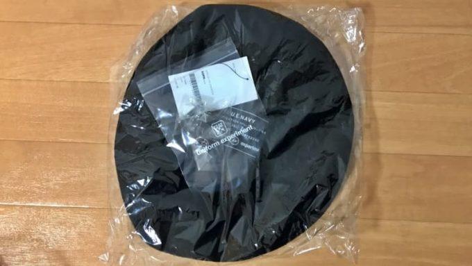 アークネッツで購入したSOPHの福袋の中身 ベレー帽