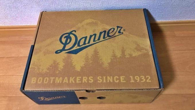 アークネッツで購入したSOPHの福袋の中身 ダナーのブーツ