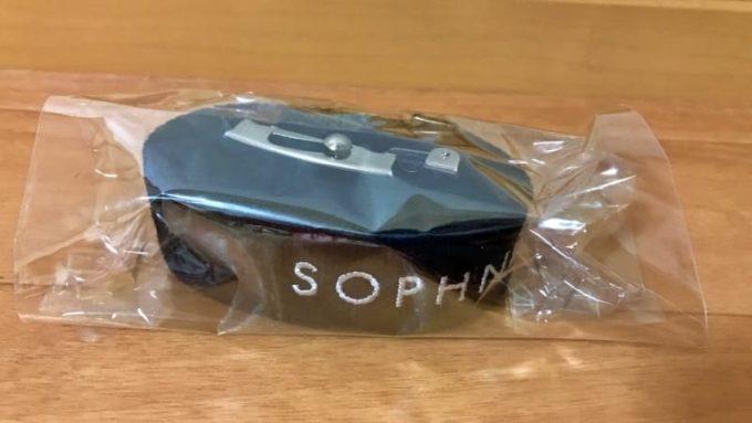 アークネッツで購入したSOPHの福袋の中身 ベルト