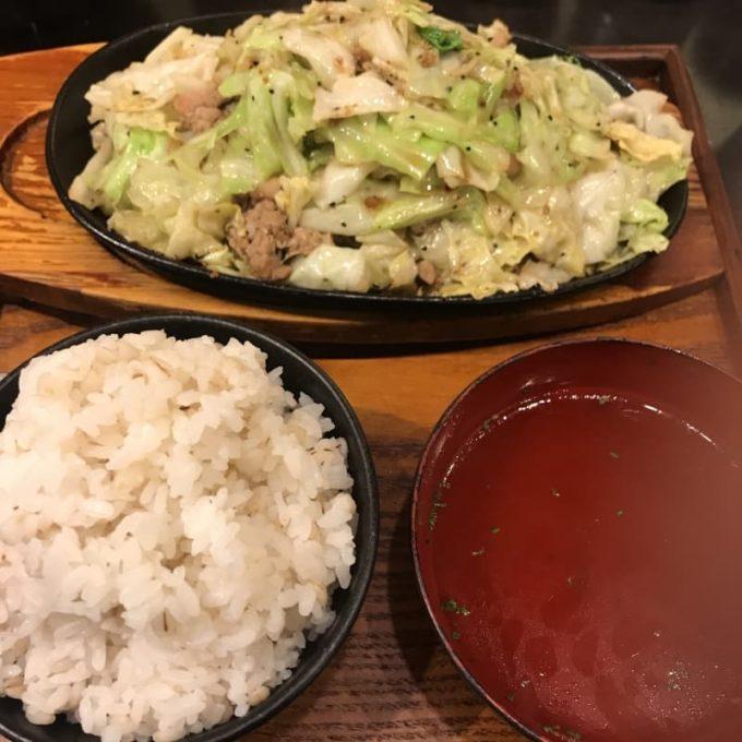 大須グルメ 肉米