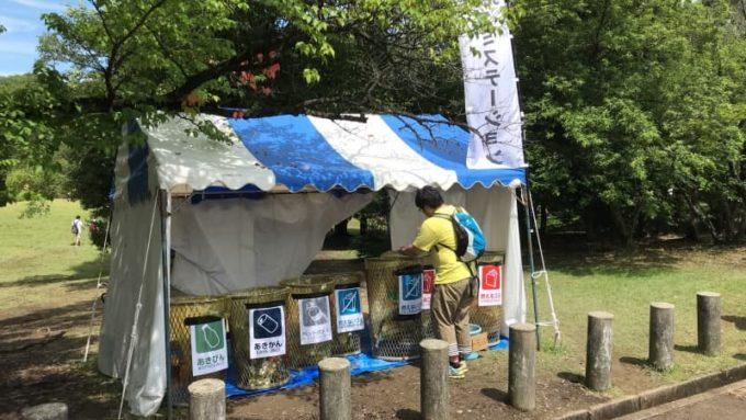 SYACHI FES しゃちフェス 2018 ゴミステーション