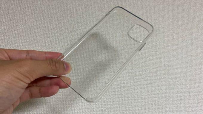 iphone 純正クリアケース