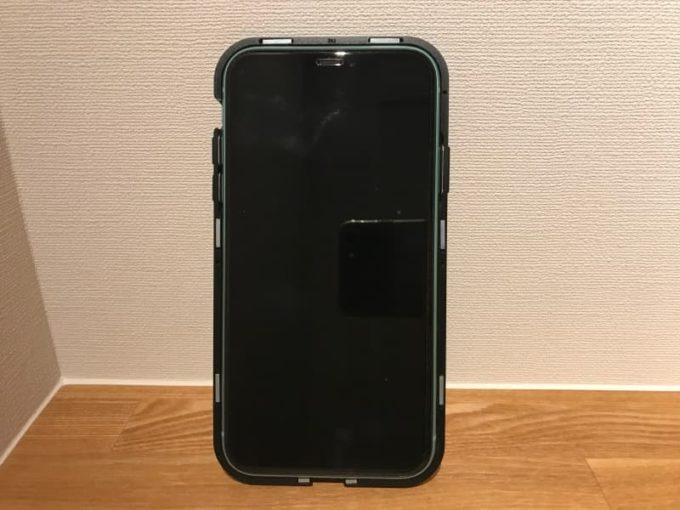 リスカイ スカイケース iPhoneに装着