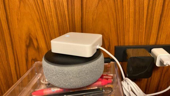 SwichBot Hub Mini(スイッチボットハブミニ)の置き場所