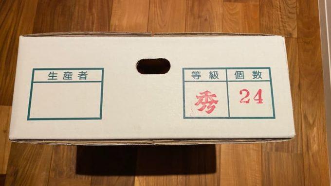 ふるさと納税 返礼品のデコポン(不知火)