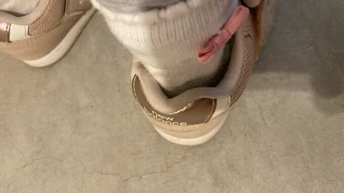 ニューバランス 996 15センチの子供靴