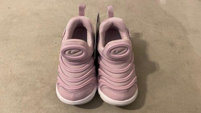 ナイキの子供靴 ダイナモフリー 15cm
