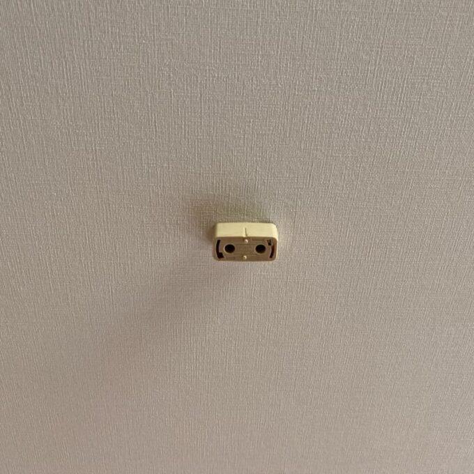 AJロイヤルの設置 天井の取り付け